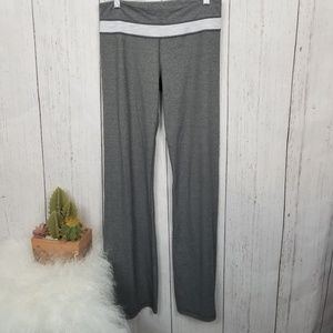 Lululemon 8 long workout pants